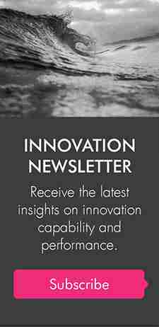 This is an image of the Strategy Group Innovation newsletter, where you can find unique insights on market growth opportunities, innovation and more.