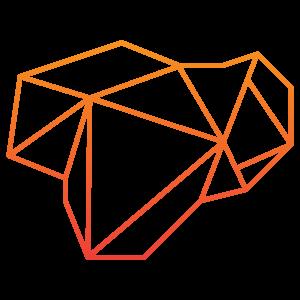 Orange Cingulate Gyrus representing Design Strategy and design thinking