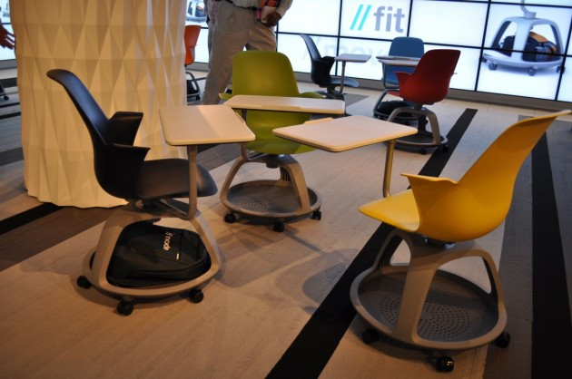 Innovative Classroom Furniture Australia ~ Ideo and steelcase innovate on classroom chair for the