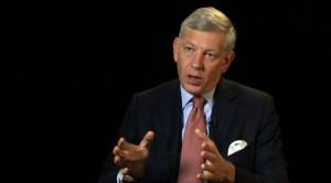 McKinsey & Company Managing Director, Dominic Barton.