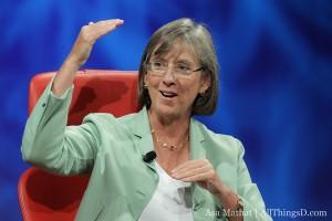 Internet 2012 ... Wall Street analyst turned venture capitalist Mary Meeker.