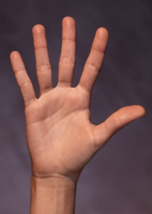 hand-five-points