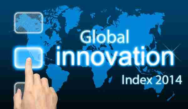 The Top 10 Most Innovative Economies – Results From The  2014 Global Innovation Index
