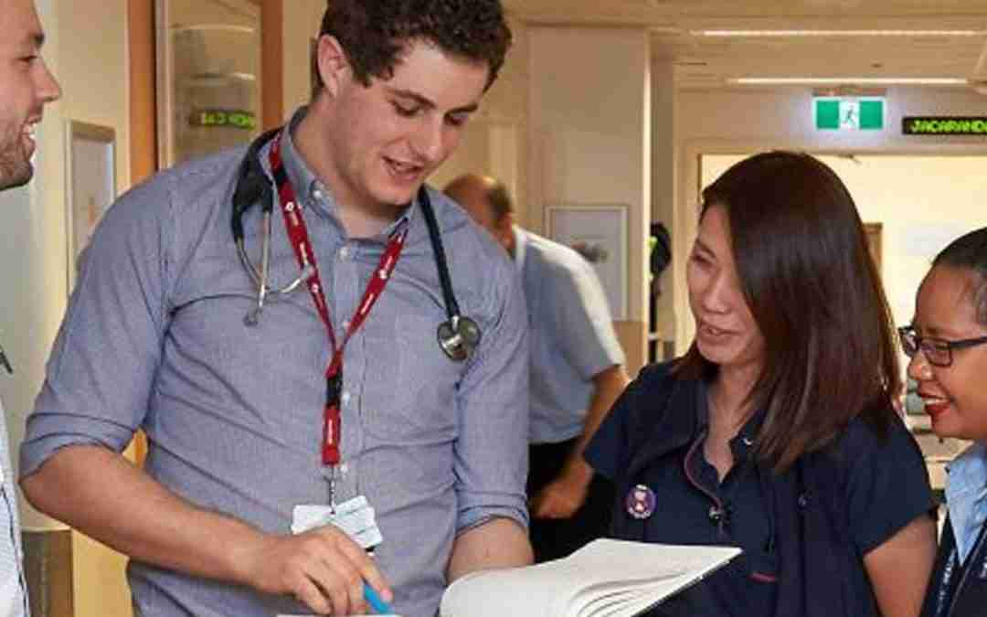 Creating an Integrated Healthcare Model For Telstra