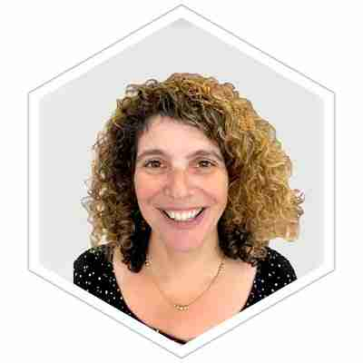 This image is a headshot of Karen Goodman, Chief Financial Officer of the Strategy Group and an experienced financial expert in corporate growth strategies, planning and more.