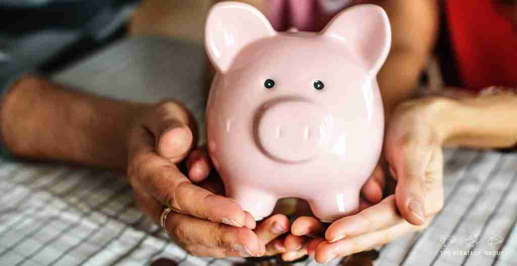 Royal Commission piggy bank