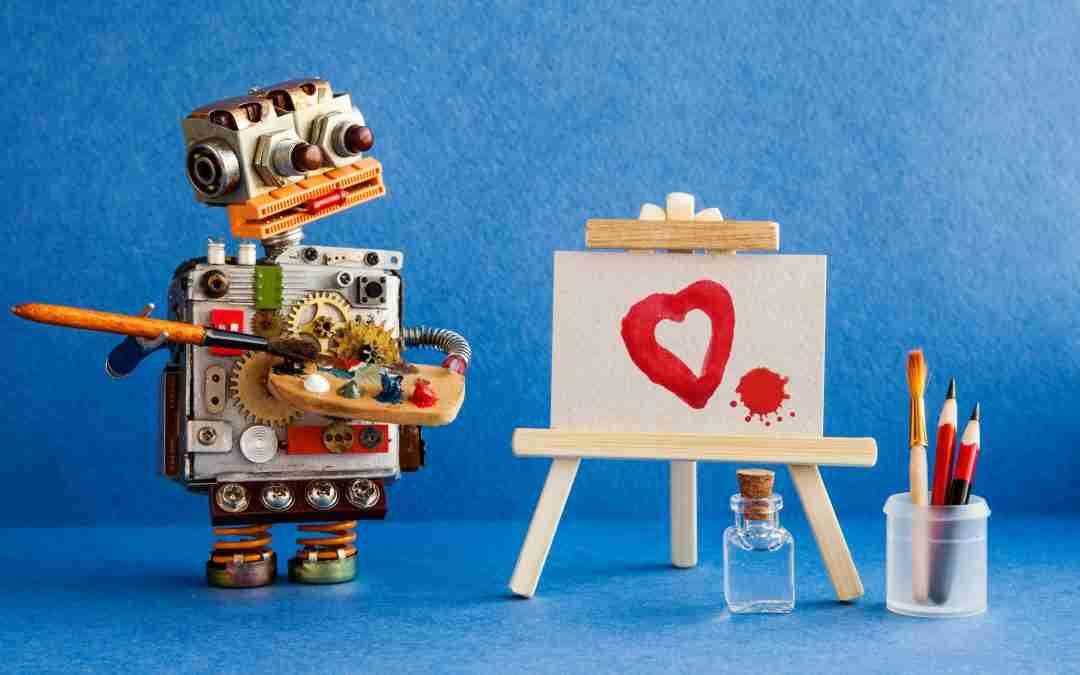AI: Real Empathy or High-Level Imitation?
