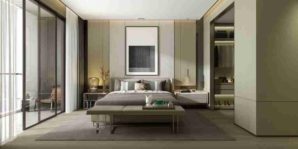 Airbnb bedroom listing